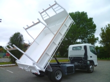 Metalcraft Engineering custom made tipper tray