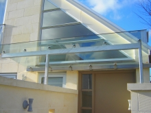 Metalcraft Engineering design and fabricate shelters and entrance features in Christchurch