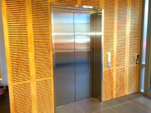 Metalcraft Engineering Lift surrounds stainless finishing detail commercial Christchurch