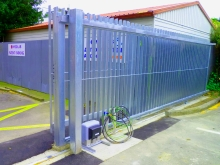 Commercial gate and fencing Metalcraft Engineering