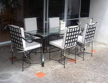 Metalcraft Engineering classic garden furniture Christchurch