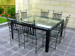 Metalcraft Engineering garden furniture Christchurch