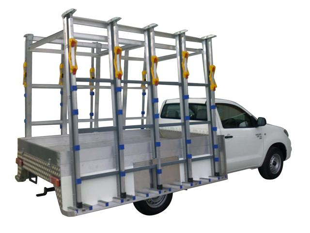 Toyota Pickup Glass rack