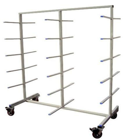 Window Cut Length Trolley