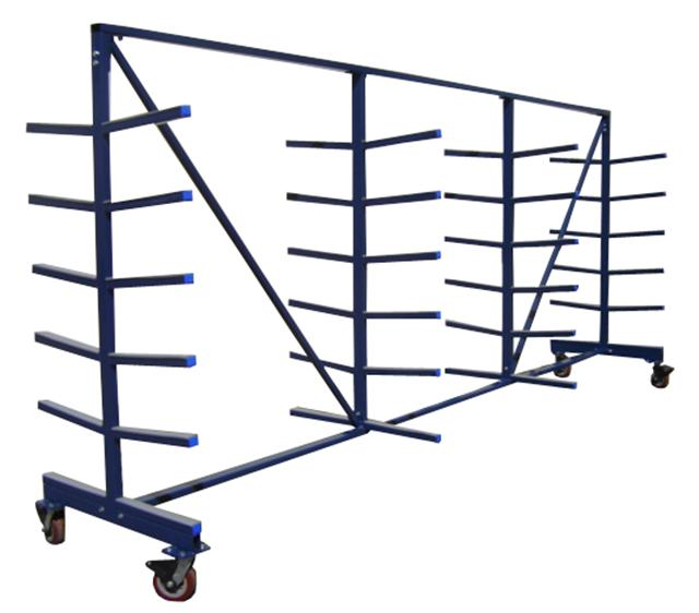 Large Cut Length Cart